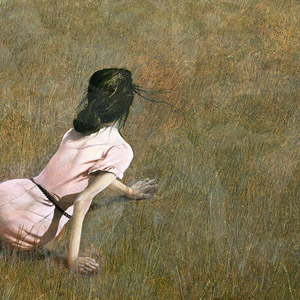 Эндрю Ньюэлл Уайет (Andrew Newell Wyeth) - Мир Кристины 1948 г