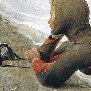Эндрю Ньюэлл Уайет (Andrew Newell Wyeth) -